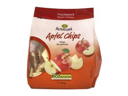 Alnatura Apfel Chips