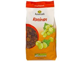 Alnatura Rosinen 500g