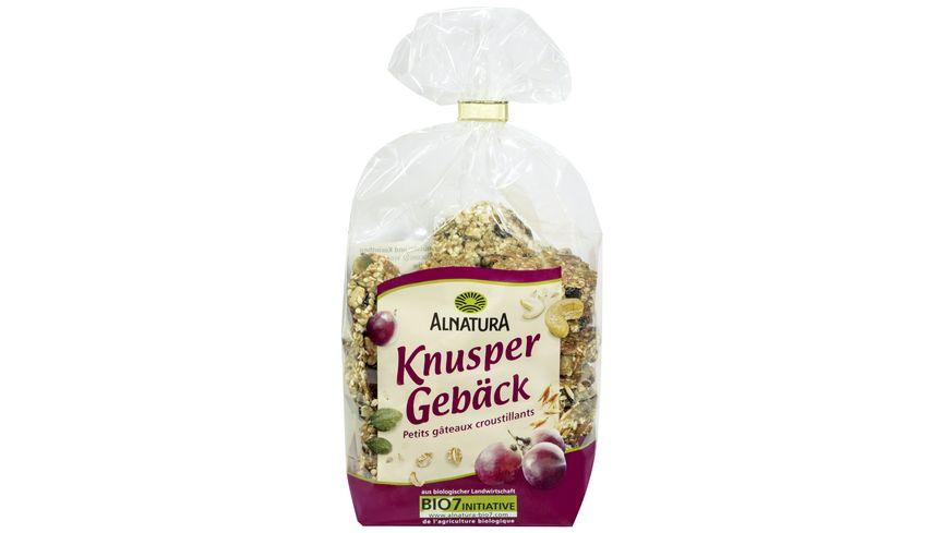 Alnatura Knusper Gebaeck