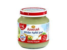 Alnatura Milder Apfel pur