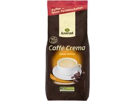 Alnatura Caffe Crema ganze Bohne 1000g