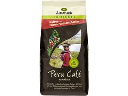Alnatura Roestkaffee Peru Cafe