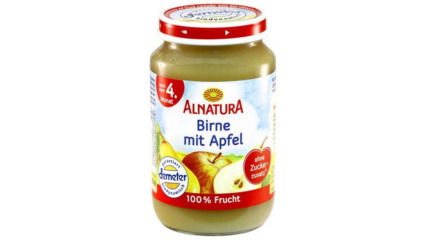 Alnatura Birne mit Apfel (Baby) 190G