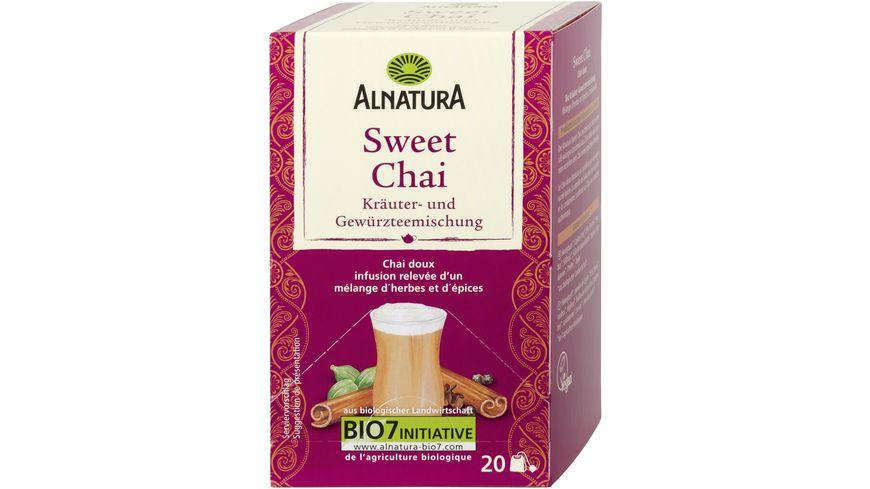 Alnatura Sweet Chai 20 Beutel