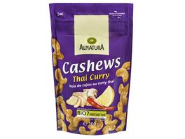Alnatura Cashews Thai Curry