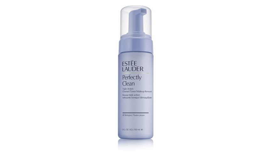 ESTEE LAUDER Perfectly Clean Triple Action Cleanser Toner Make Up Remover