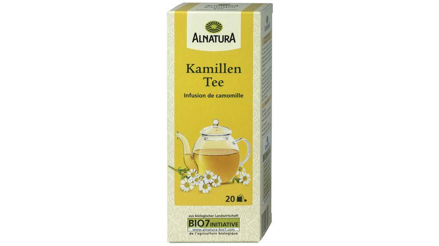 Alnatura Kamillen Tee 20 Beutel