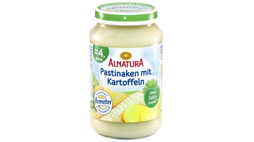 Alnatura Pastinake-Kartoffel, 190g (nach 4. Mon.)