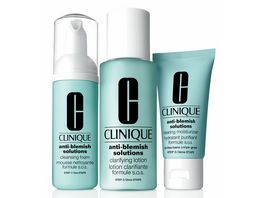 Clinique Anti Blemish Solutions 3 Phasen Systempflege