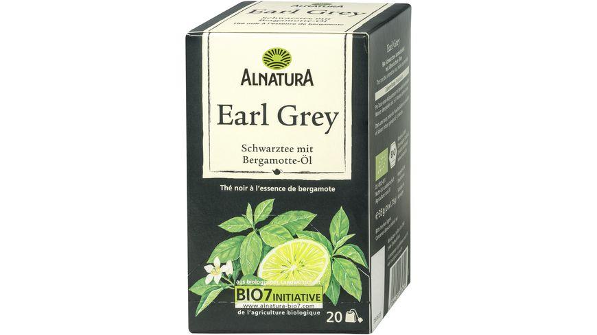 Alnatura Earl Grey 20 Beutel