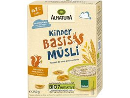 Alnatura Kinder Basis Muesli