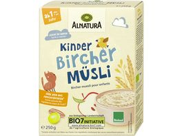 Alnatura Kinder Bircher Muesli Baby 250G