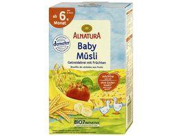 Alnatura Baby Muesli