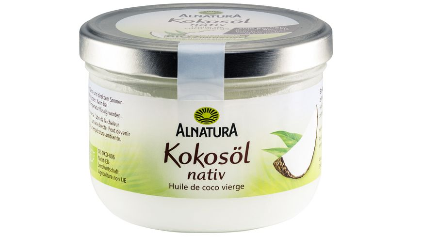 Alnatura Kokosoel nativ 400 ml