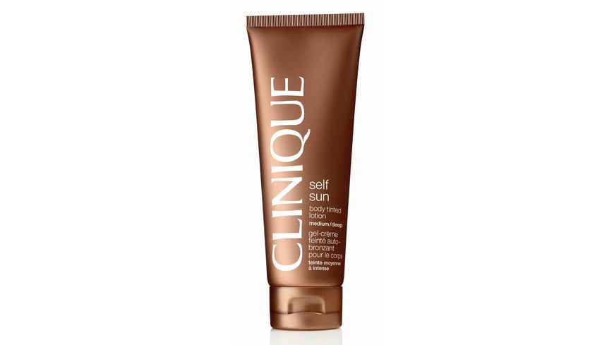 Clinique Body Tinted Lotion Medium Deep