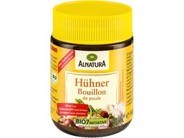 Alnatura Huehnerbouillon