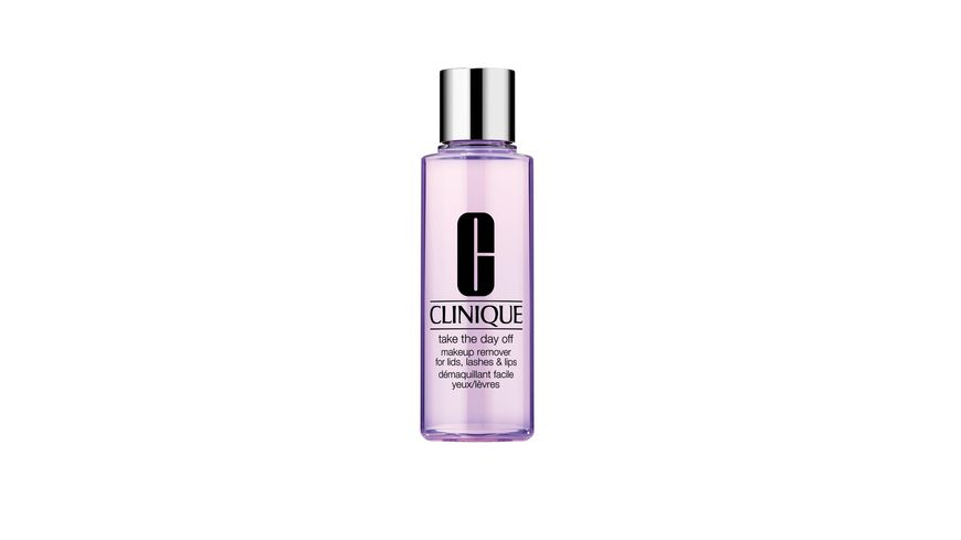 Clinique Take The Day Off Makeup Remover for Lids, Lashes + Lips