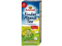 Alnatura Kinder Abend Tee 20 Beutel
