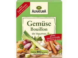 Alnatura Bio Gemuesebruehwuerfel mit 13 4 getrocknetem und gemahlenem Gemuese