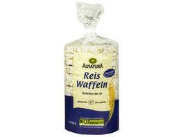 Alnatura Reiswaffeln mit Salz