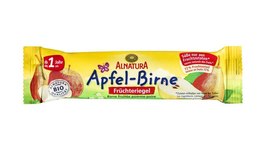 Alnatura Fruechteriegel Apfel Birne