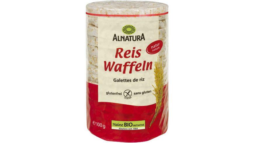 Alnatura Reiswaffeln ohne Salz