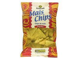 Alnatura Mais Chips Paprika