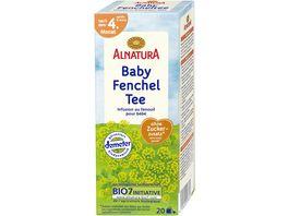 Alnatura Baby Fenchel Tee 20 Beutel