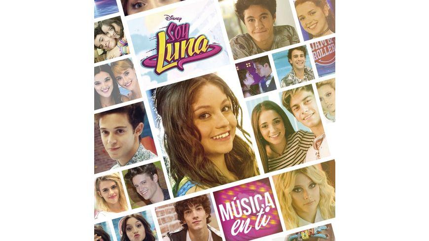 SOY LUNA MUSICA EN TI STAFFEL 1 VOL 2