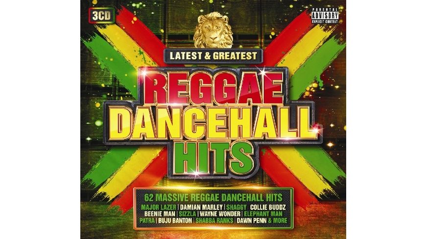 Reggae Dancehall Hits Latest Greatest