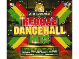 Reggae Dancehall Hits Latest Greatest