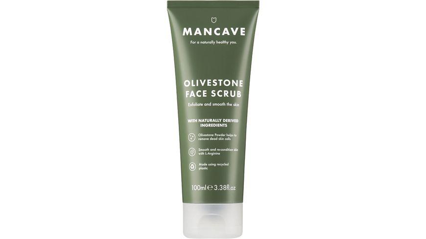 MANCAVE Face Scrub