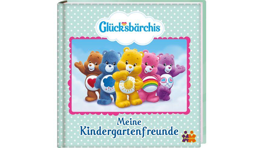 Gluecksbaerchis Meine Kindergartenfreunde
