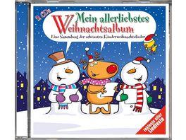 Kinderlieder Mein allerliebstes Weihnachtsalbum