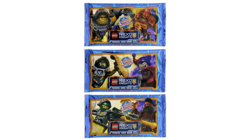 Blue Ocean - LEGO NEXO Knights Trading Cards Booster