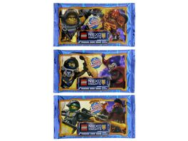 Blue Ocean LEGO NEXO Knights Trading Cards Booster