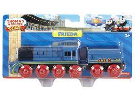 Fisher Price Thomas und seine Freunde Holzeisenbahnen Frieda Holz