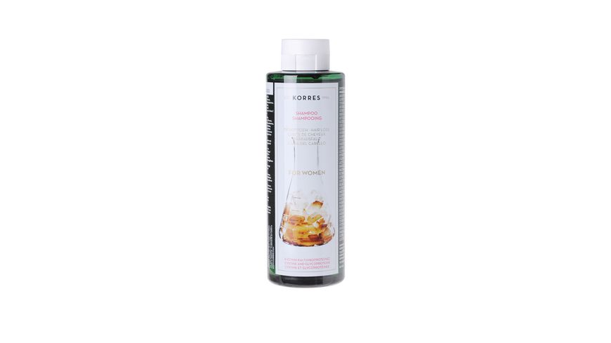 KORRES Anti Hair Loss Shampoo fuer Frauen