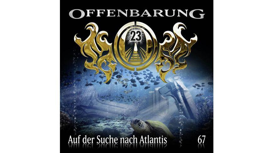 Folge 67 Auf der Suche nach Atlantis