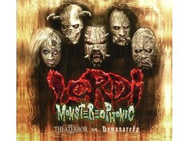 Monstereophonic Theaterror Vs Demonarchy Digip