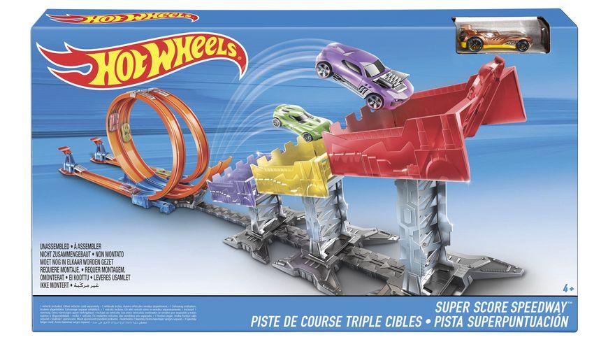 Mattel Hot Wheels Super Score Speedway