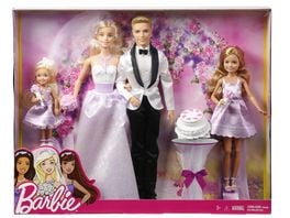Mattel Barbie Wedding Giftset
