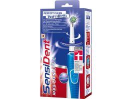 SensiDent Elektrische Zahnbuerste Perfect Clean Professional