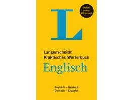 Langenscheidt Praktisches Woerterbuch Englisch Buch mit Online Anbindung