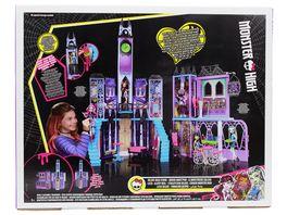 Mattel Monster High Mega Monsterschule Refresh