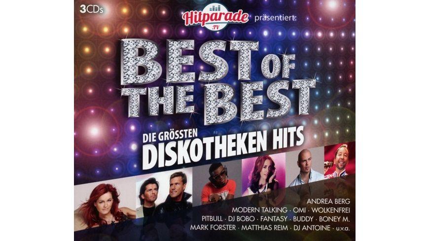 Best of the Best Die groessten Discothekenhits pr