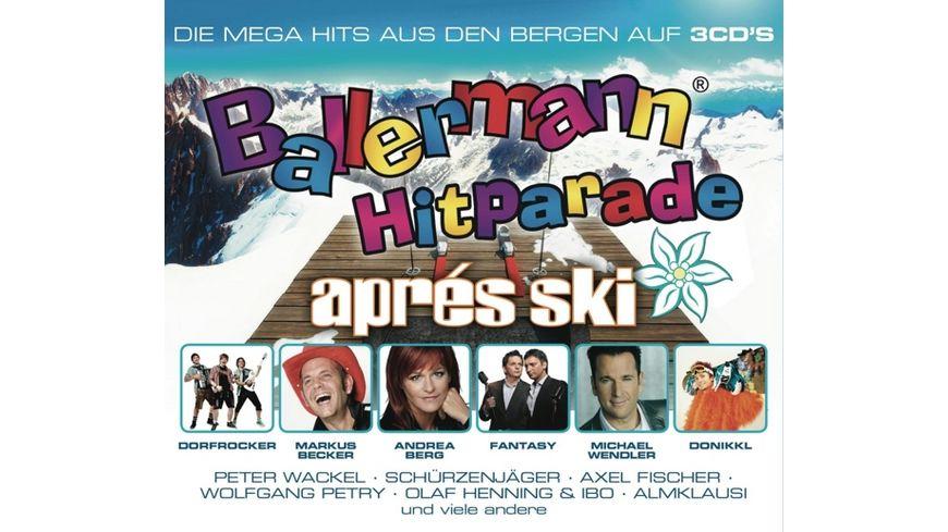 Ballermann Apres Ski Hitparade