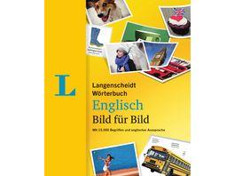 Langenscheidt Woerterbuch Englisch Bild fuer Bild Bildwoerterbuch