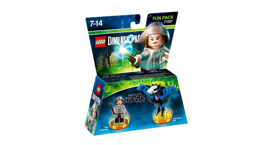 Lego Dimensions Fun Pack Fantastic Beasts