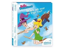 Hoerbuch Bibi Blocksberg Was ist nur mit Papi los